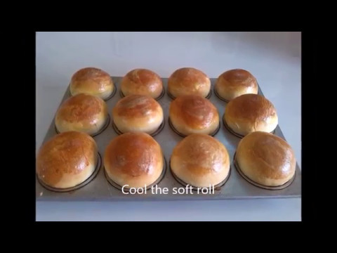 How to Bake Soft Roll (Bread and Pastry Production NC II ...
