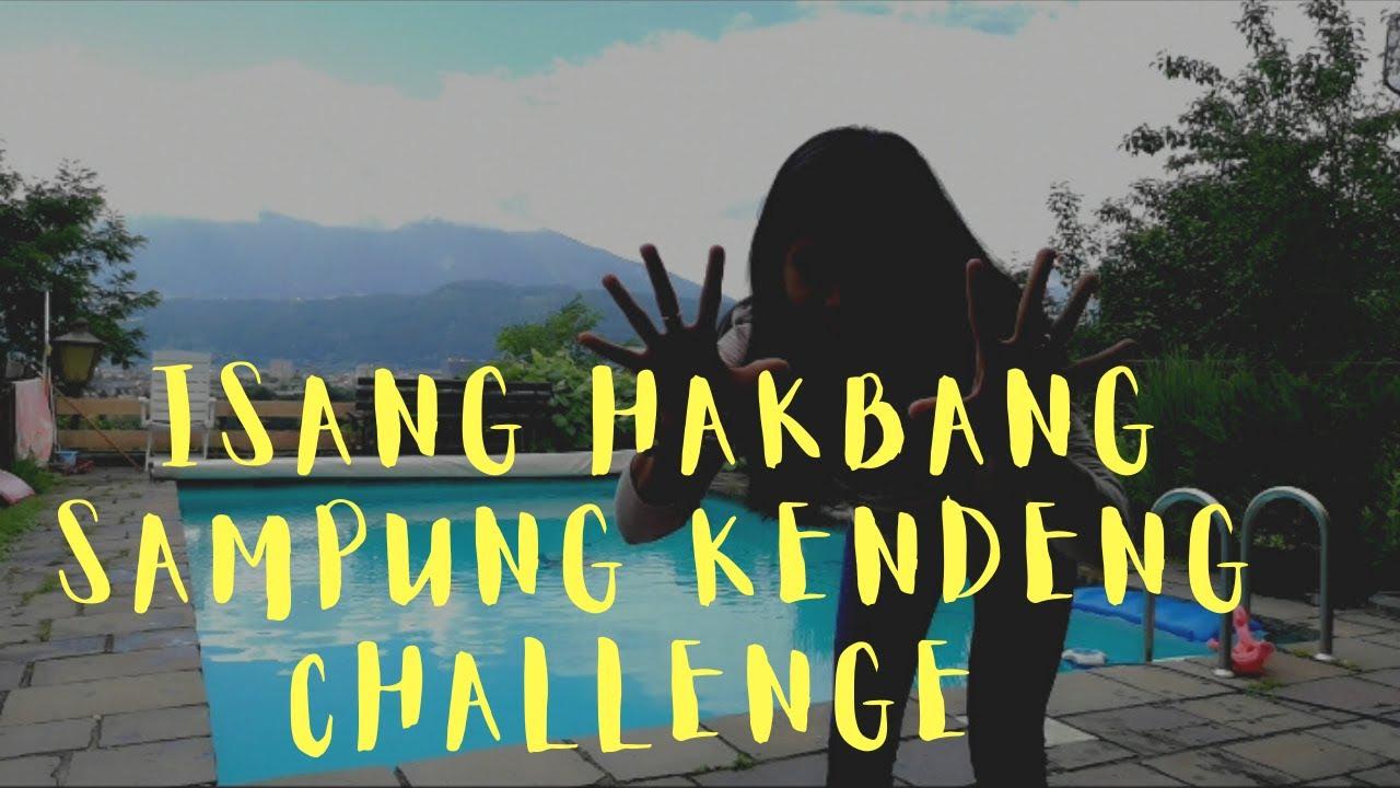 ISANG HAKBANG SAMPUNG KENDENG CHALLENGE #SYS