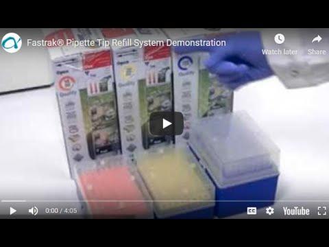 Fastrak® Pipette Tip Refill System Demonstration