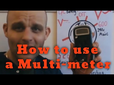 No Hot water or Heating: Multi-meter fault finding Part 1