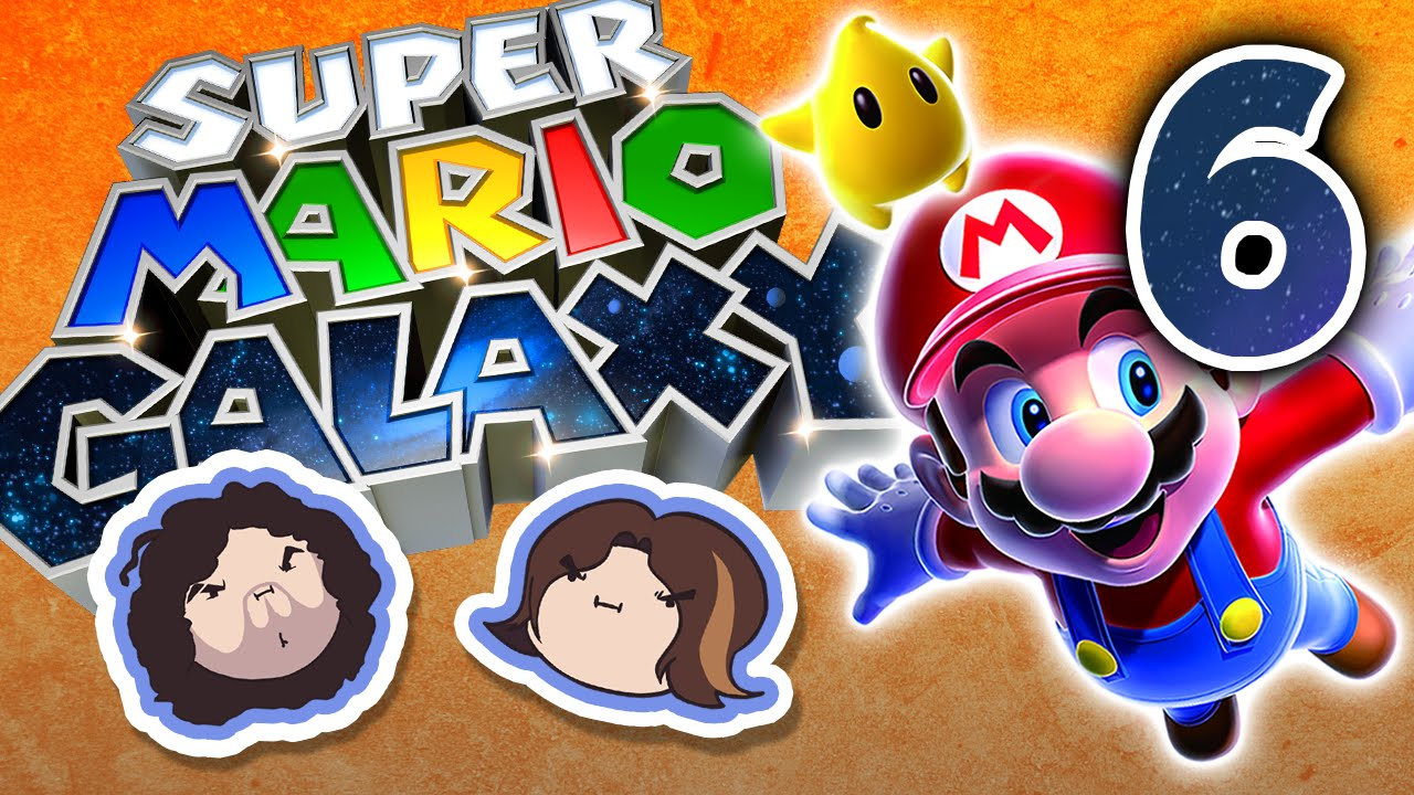 Super Mario Galaxy: Cutting Corners - PART 6 - Game Grumps