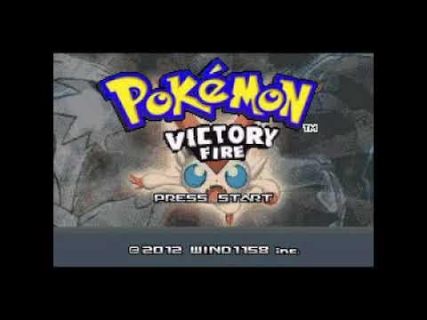 [Download] Pokemon Victory Fire - HackRom [GBA] 2019