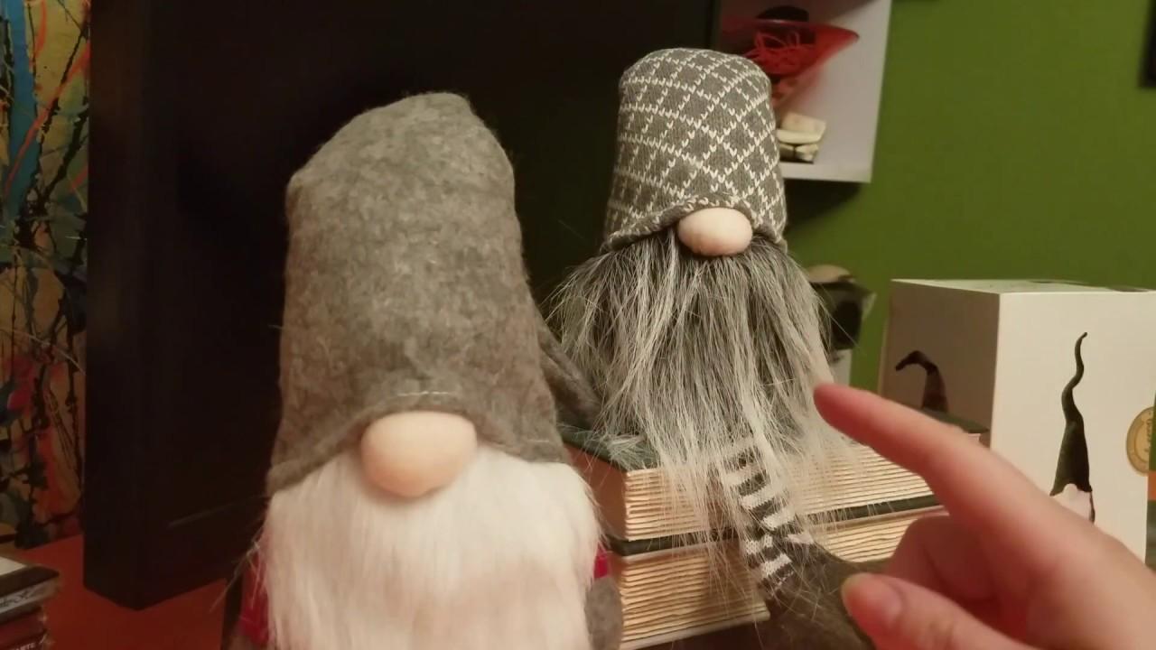 Free Felt Christmas Gnome Pattern.Handmade Swedish Tomte Nisse Christmas Gnome