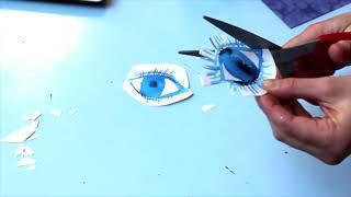 Fais-moi...Des grands yeux !