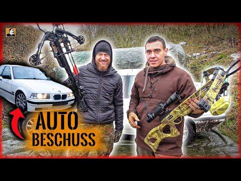 ARMBRUST VS AUTO mit Fritz Meinecke | Ist man im AUTO SICHER? | Survival Mattin