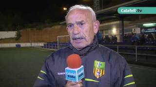 Calafell Esportiu | Futbol |  UE Segur 1- 3 CF Calafell