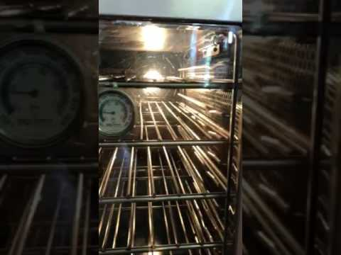 Convection Oven Electric VULCAN Double Stack VC4ED