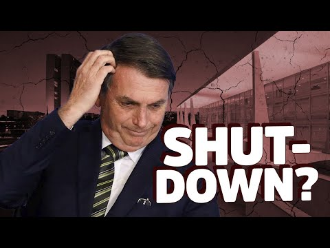 País pode PARAR com calote e shutdown em janeiro!