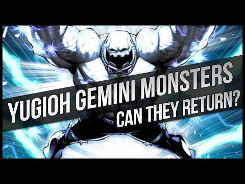 Yu-Gi-Oh Gemini Monsters: Can They Return?