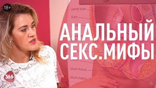 Анальный Секс: чтобы всем в Удовольствие | Юлия Гайворонская
