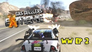 Gas Guzzlers Extreme Gameplay, PC! (WW Ep 2, Indie Games)
