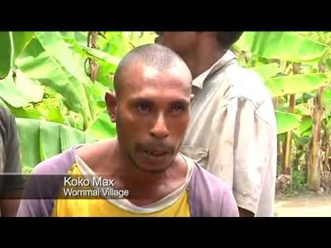 The Road To Kerema - Papua New Guinea