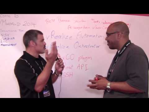 VMworld 2014 – F5 Management Plug-in for vCenter Orchestrator