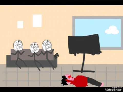 Анимация-комедийный ужастик