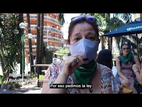 Testimonios por la Legalización del Aborto en Tucumán