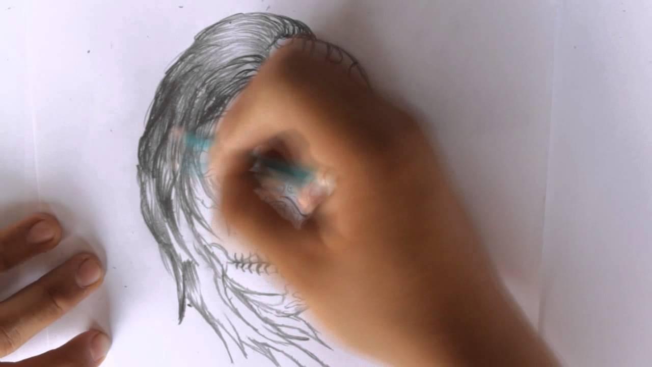 Como Dibujar Una Catrina Paso A Paso Youtube