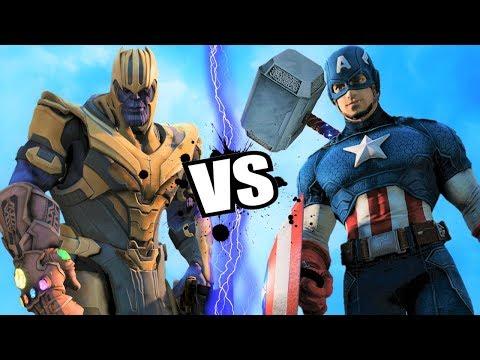 Captain America (Thor's