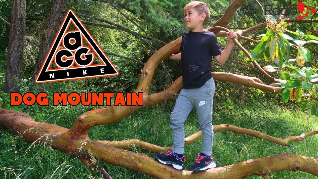 Conversacional Oficial puesta de sol  NIKE ACG Dog Mountain | Review and On Foot - YouTube