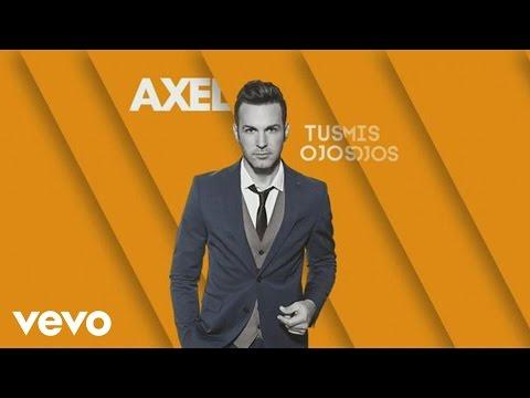 Axel - Dame un Beso (Audio)