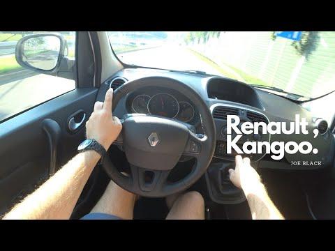 Renault Kangoo 1.5 DCi (110 HP) | 4K POV Test Drive #104 Joe Black