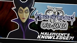 🤔MALEFICENT'S KNOWLEGDE OF THE BLACK BOX EXPLAINED?!🤨 | Kingdom Hearts 3 Ultimania - (Review)