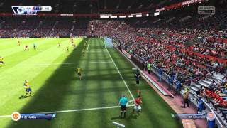 FIFA 15 Max settings NEW 60 FPS video Gameplay PC