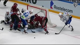 19-20 KHL Top 10 Saves of Weeks 17 & 18