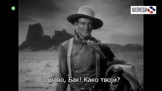 ПОШТАНСКА КОЧИЈА /1939/ каубојски филм [1080р HD]
