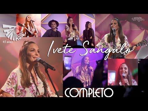 Ivete Sangalo show completo no Fantástico (Participação Melim) 05/08/2018