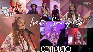 Baixar Ivete Sangalo show completo no Fantástico (Participação Melim) 05/08/2018