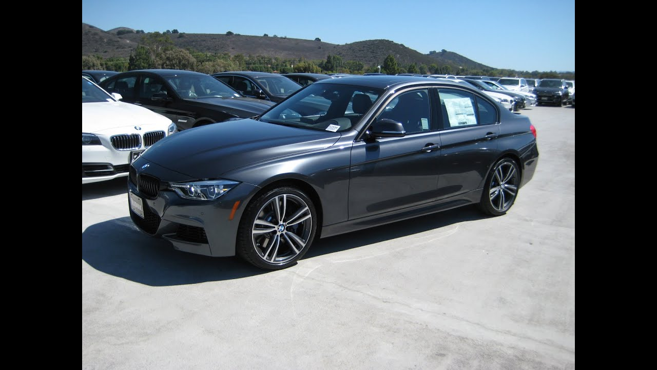 bmw 340i sport wheels package exhaust