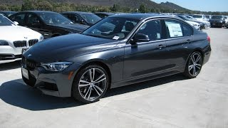 "New BMW 340i M Sport Package / 19"" M Wheels / Exhaust Sound BMW Review"