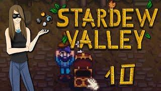 ❀ Прохождение Stardew Valley ❀ - 10th part - Мадам Приключение и Сундук (веб-камера)