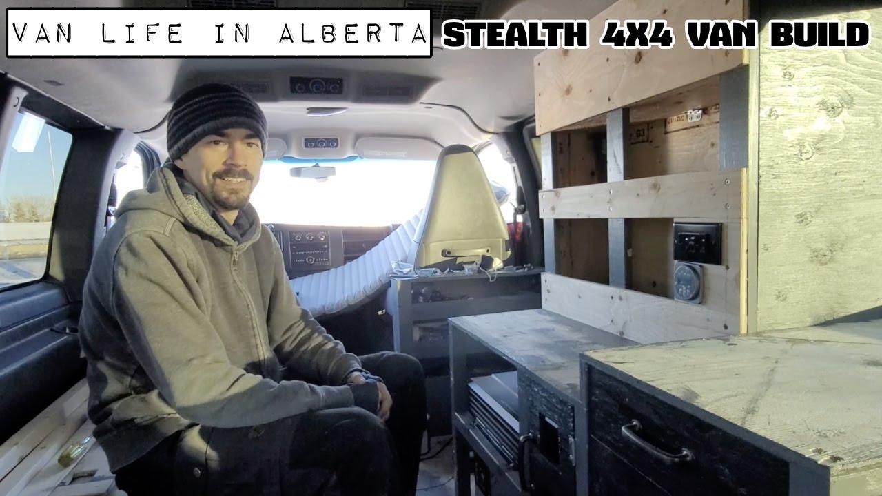 Van Life - Stealth Van Build - Part Five