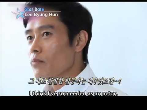 [Star Date] Lee Byung-hun (이병헌) - Rising star in Hollywood!