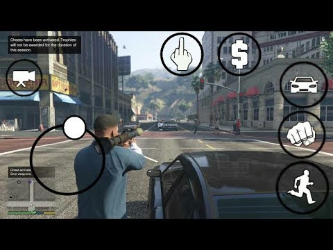 [32MB] Download GTA 5 For Android || 1000% Real GTA 5 Apk || GTA V Android Apk  #Smartphone #Android