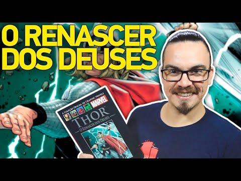 THOR: O RENASCER DOS DEUSES - História Completa