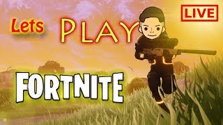 Lets Play Fortnite Live | Gain Subs