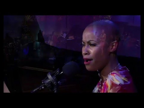 Latice Crawford Performs at The Greene Space