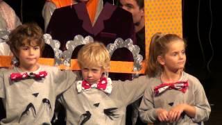 США 825: Русский детский театр в Кремниевой Долине. Играем Кошки-Мышки.