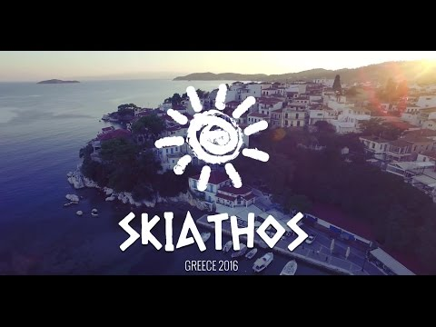 Skiathos Beaches - Greece 2016 / SJCam 4000