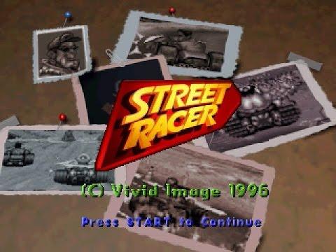 PSX Longplay [220] Street Racer