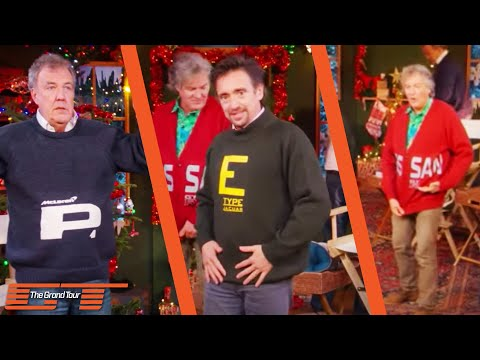 The Grand Tour: Christmas Jumpers
