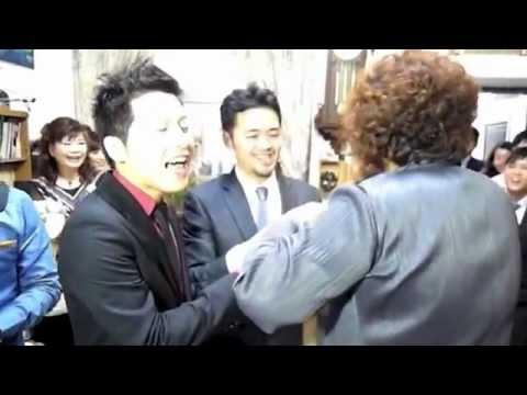 東尼虎&甘雅筑 迎娶 原版 - YouTube