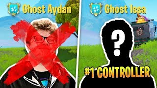 Ghost Issa - The New KING of Controller in Fortnite (Best Console Player in the World)