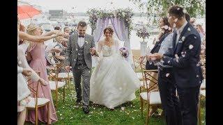 Свадьба в яхт-клубе Пеликан 14 июля