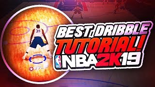 BEST DRIBBLE TUTORIAL IN NBA 2K19 • HOW TO SPEED BOOST • UNLIMITED HOP JUMPERS• MOMENTUM SPAM 😱