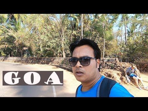 Goa Travel Vlog | South Goa | Madgaon Railway Station to Palolem Beach Bus Journey