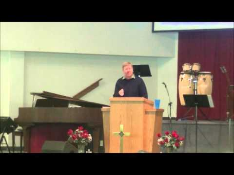 A Certificate of Authenticity with Pastor Rusty Foley