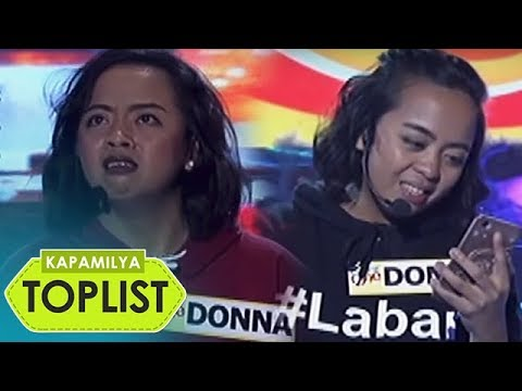 Kapamilya Toplist: From #Tulala to #WagAko: The journey of Funny One Season 2's grand winner Donna